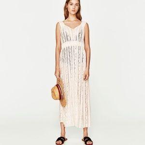 Zara Trf Kimono/ Tunic dress